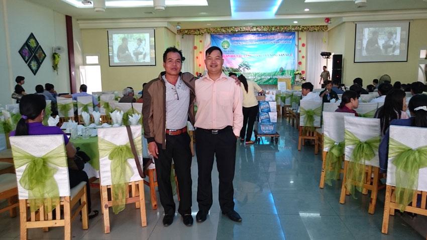 Hội thảo địa cầu xanh tại bảo lộc