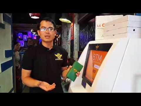 Máy ATM Đầu tiên tại Việt Nam