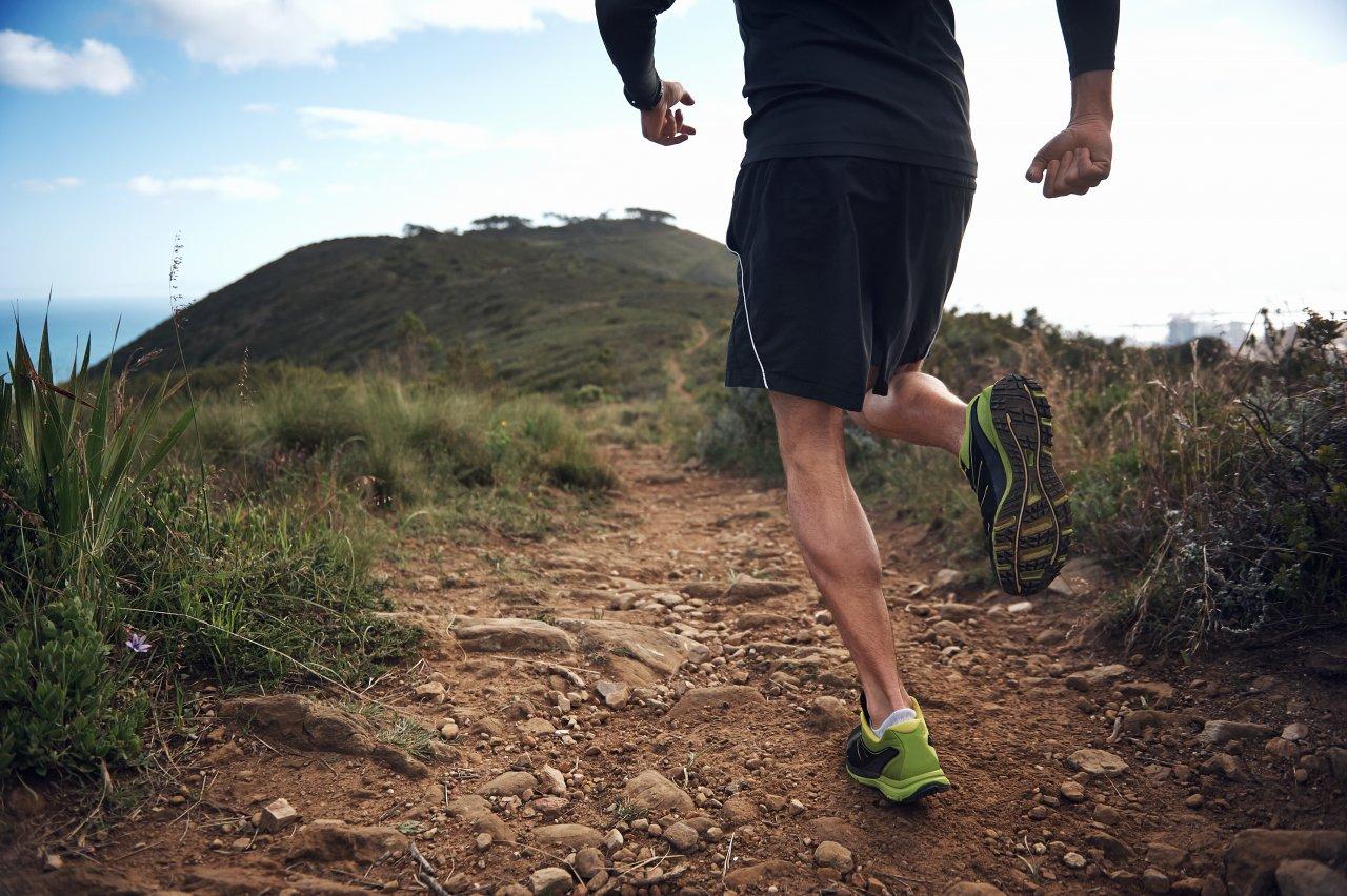 chạy thật nhanh để không bị tuyệt vọng
