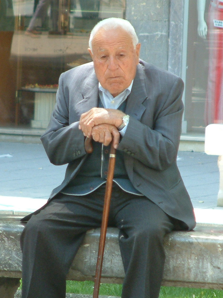 Người cha già