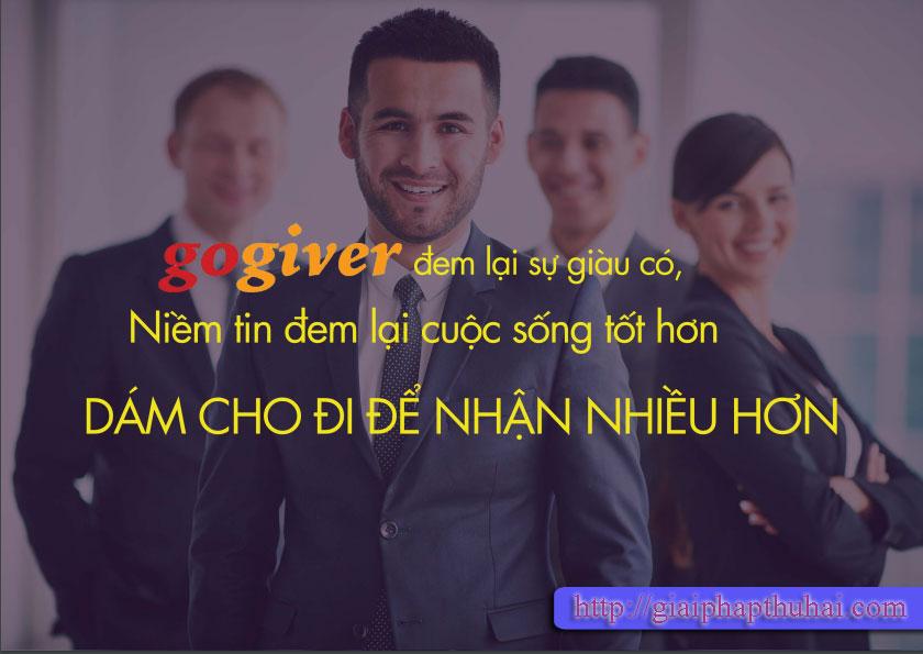 Sân chơi cho nhận Gogiver.biz