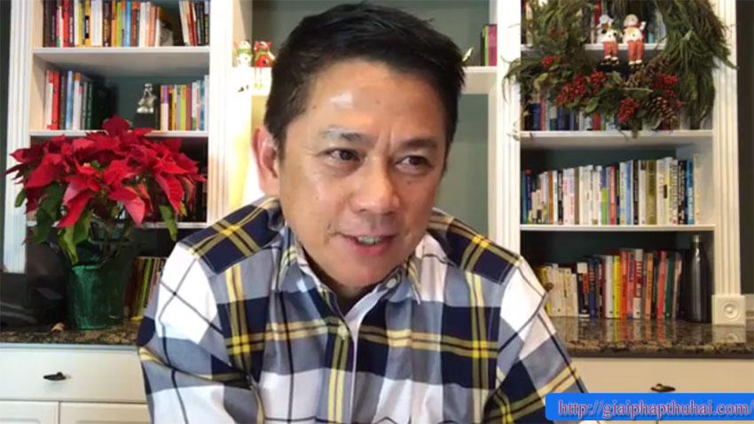 Dean Nguyễn chia sẻ kế hoạch thành công 2017