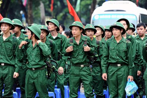 Đi lính nghĩa vụ quân sự
