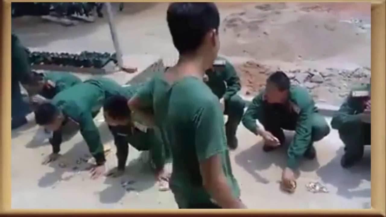 Hình phạt đi lính