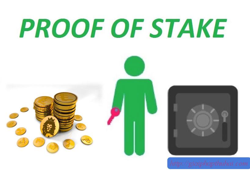 Proof Of Stake - POW là gì?