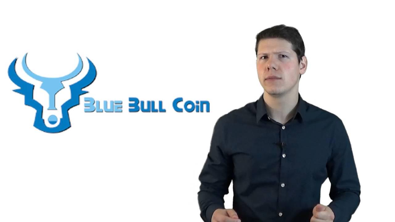 Blue Bull Coin