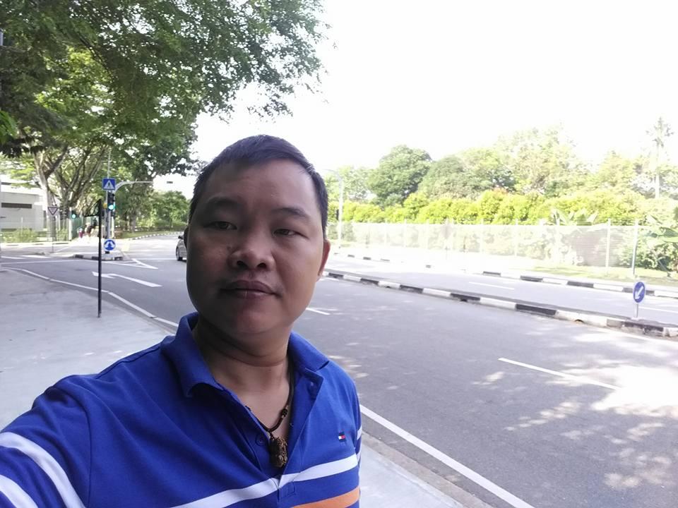 Đường đi bộ tại singapore