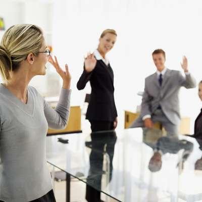 Nhân viên có năng lực trong công việc