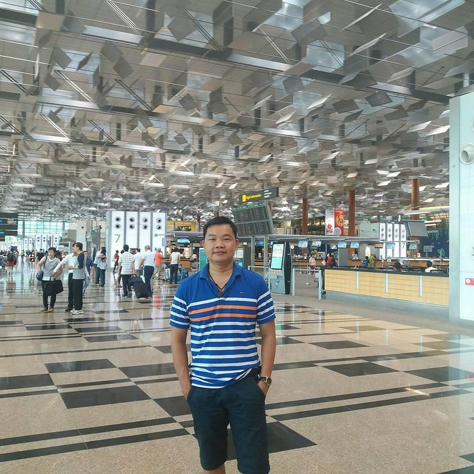 Sân bay changi tại singapore