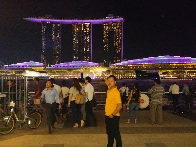 Toàn tháp 3 ở singapore
