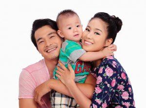 Sức khỏe và hạnh phúc gia đình