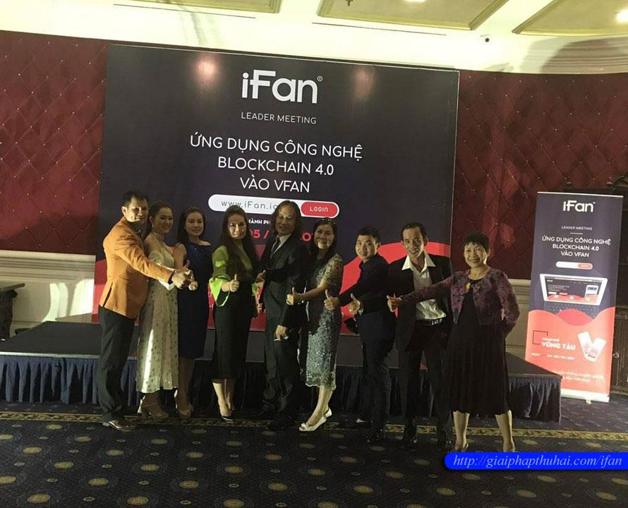 Vũ hữu lợi và cộng đồng crypto ifan và vfan