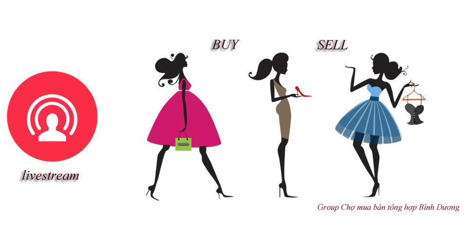 Chợ mua bán Bình Dương
