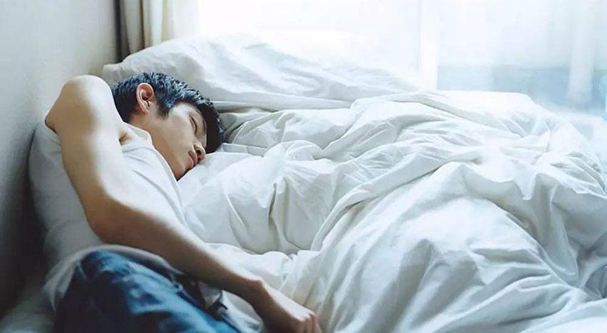 Thức dậy không biết làm gì nên ngủ tiếp