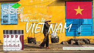 Sisel welcome Viet Nam | Chào mừng sisel đến thị trường Việt Nam