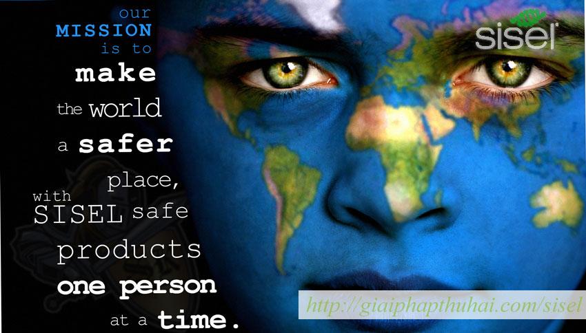 Sản phẩm của SISEL an toàn với con người và môi trường