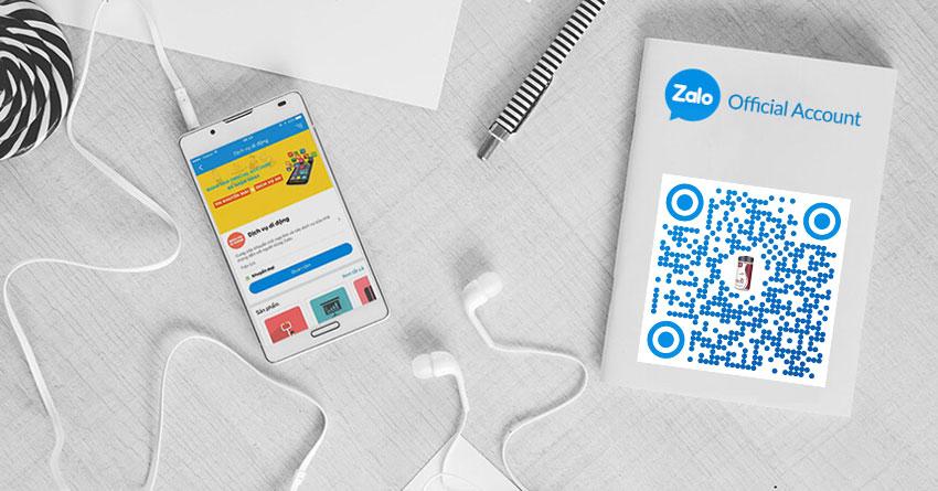 OA Zalo của The AGE Pill giúp bạn quan tâm đến sản phẩm tốt hơn