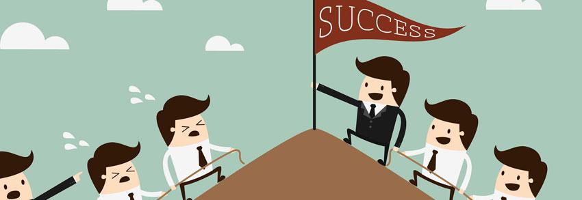 Thành công đến với những võ tòng chân chính