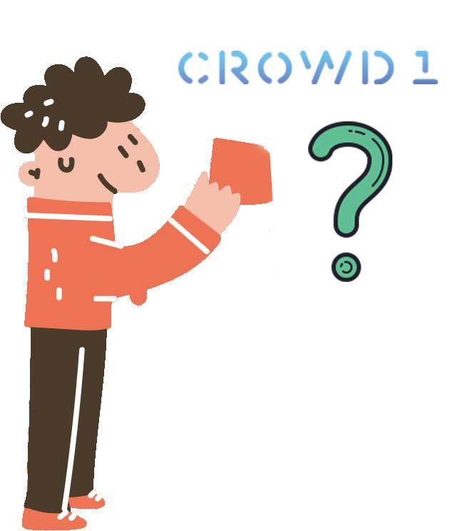 Hiểu thế nào cho đúng về Crowd1