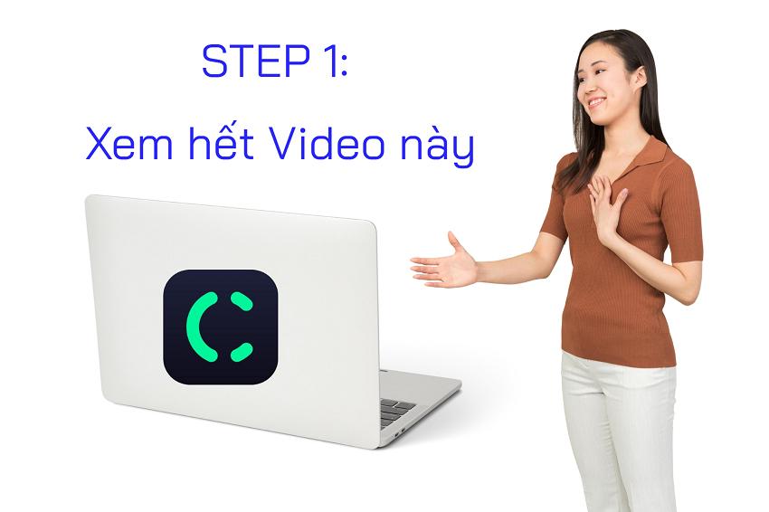 Video đầu tiên bạn cần xem để bắt đầu với Crowd1